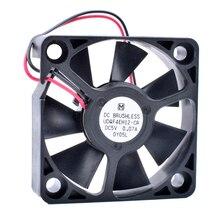 Революция в системах охлаждения UDQF4EH12-CR 4 см 40 мм вентилятор 4010 DC 5 В 0.07A перемодели USB небольшой тихий вентилятор охлаждения