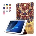 "2Pcs/Lot Cover for Samsung Tab A6 7.0 Case,Flip PU Leather Tablet Case for Samsung Galaxy Tab A SM-T280 T285 7.0""inch+Stylus/Pen"
