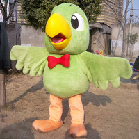 Custom little bird Mascot Costume Halloween Christmas Birthday Celebration Carnival Dress Full Body Props Outfit Party Costumes