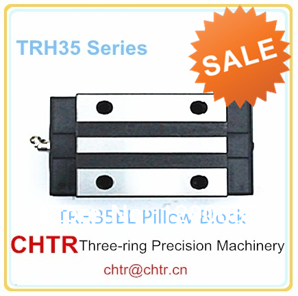 Factory Price Linear Guideway Block  Linear Guide Support Carriage TRH35BL linear transmission pillow block linear guide support carriage trh30b