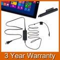 Адаптер переменного тока кабель зарядного устройства с USB порт для Microsoft Surface Pro 3 планшет шт. окна 8 - 12 В 2.5A 100 - 240 В