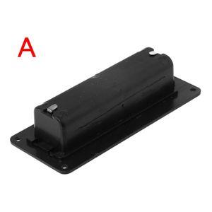 Image 3 - 18650 li ion bateria caso titular pilhas caixa de armazenamento recipiente plástico diy acessórios
