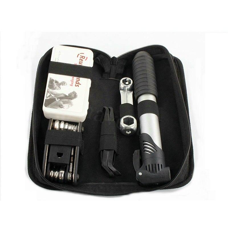 Elektrische Roller Fahrrad Reparatur Werkzeuge Kits Für Xiaomi Mijia M365 Qicycle EF1 Ninebot Mini Pumpe Schraubendreher Werkzeug-schlüssel mit Tasche