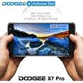 Doogee x7 pro teléfonos móviles 6.0 pulgadas hd 2.5d ips 2 gb ram + 16 gb MTK6737 Android6.0 Dual SIM Quad Core de $ number MEGAPÍXELES ROM 3700 mAH WCDMA LTE