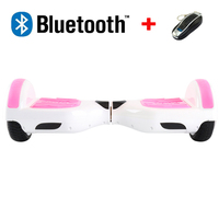 Hoverboard 6 5 Inch Electric Giroskuter Gyroscooter Overboard Gyro Scooter Hover Board Bluetooth Speaker Two Wheel