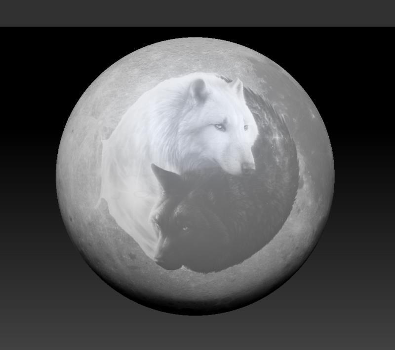 2019 New Arrive Personalised Moon Lamp