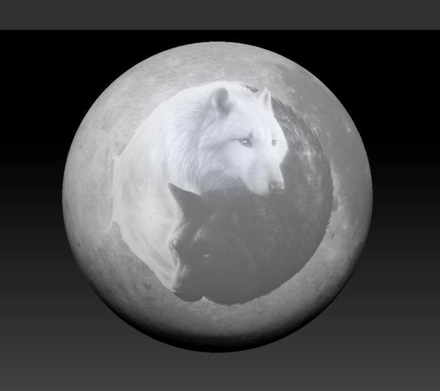 2019 חדש מגיע אישית ירח מנורה