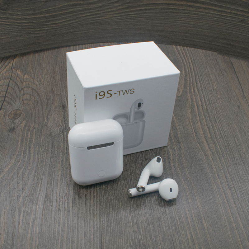 2018 IFANS i9s tws Twins Earbuds Mini Wireless Bluetooth Earphones Air Pod Headsets Stereo Earbuds Wireless For IPhone Android ifans mini i9s twins earbuds mini wireless bluetooth earphones i7s tws air headsets pods stereo headphones for iphone android pc