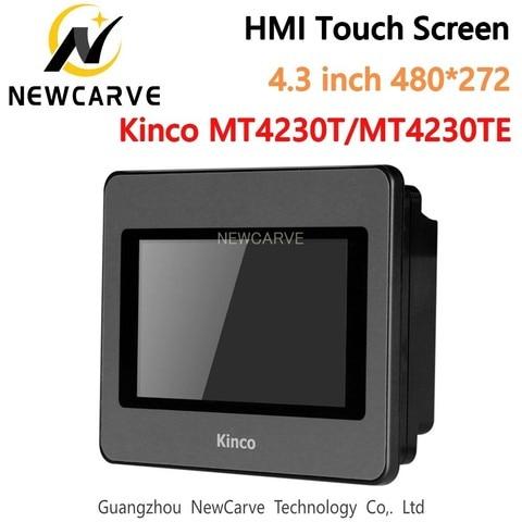 Tela de Toque Interface da Máquina Kinco Polegada 480*272 Ethernet 1 Usb Host Nova Humana Newcarve Mt4230t Mt4230te Hmi 4.3