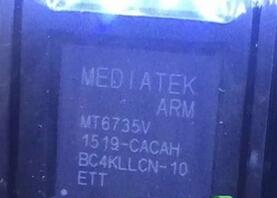 5 pçs/lote MT6735V-CA MT6735V-C MT6735V CPU