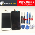 """ZOPO Hero 1 LCD Display + Touch Screen 1280*720 5.0 """" Digitizer Assembly Replacement For ZOPO Hero 1"""