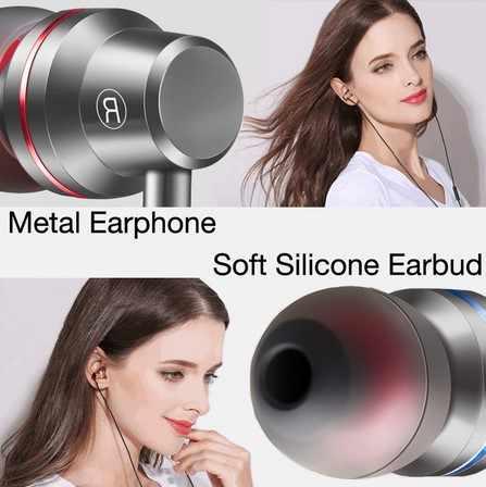 3.5 مللي متر السلكية عالية الدقة سماعة مع ميكروفون زر التحكم المواد المعدنية دائم سماعة لأجهزة الكمبيوتر المحمول/هاتف الكمبيوتر PS4 MP3