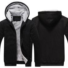 Zipper Hoodies Sweatshirts Jackets Men and