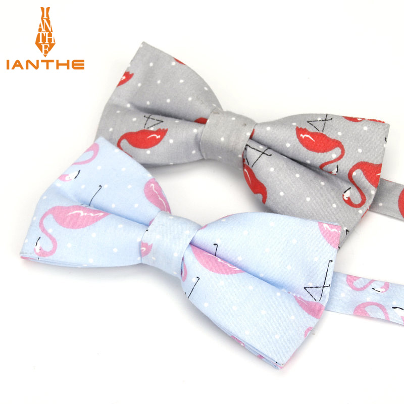 Bowtie Men Animal Fox Necktie Boy Mens Fashion Business Wedding Bow Tie Male Dress Neckwear Bow Tie Men's Ties & Handkerchiefs