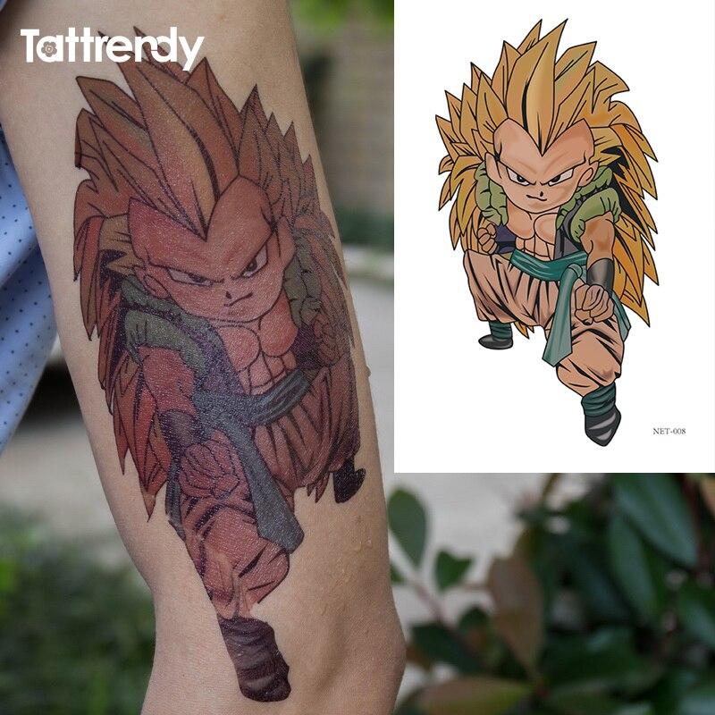 Achetez en gros bande dessin e dragon de tatouage en ligne des grossistes bande dessin e - Tatouage bande bras ...