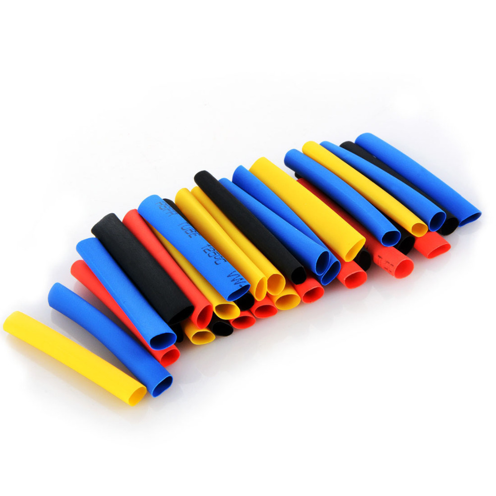 328pcs Cable Sleeve Heat Shrink Tubing 2:1 Polyolefin Shrinking Assorted Wrap Wire Insulated shrinkable sleeving Tubes Set P20
