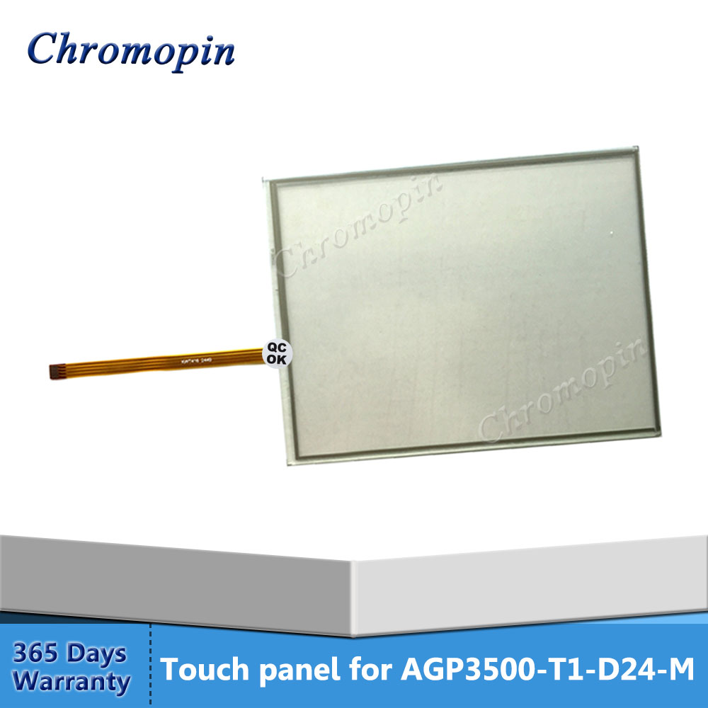 Touch panel screen for Pro face AGP3500 T1 D24 M AGP3500 T1 D24 CA1M AGP3500 T1