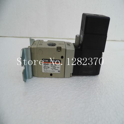 где купить [SA] New Japan genuine original SMC solenoid valve VP342R-5EZC-02A-F Spot --2PCS/LOT по лучшей цене