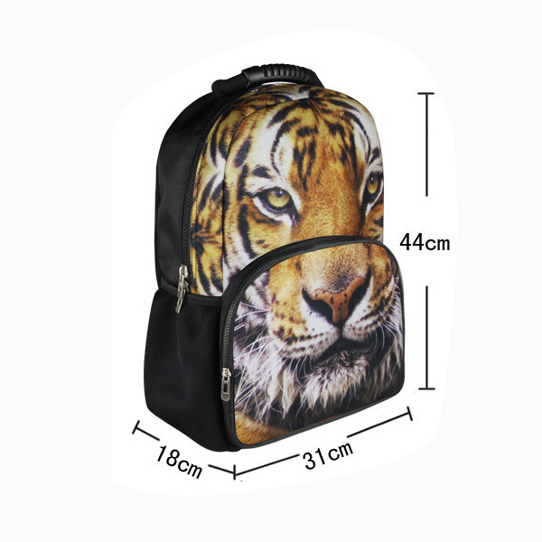 Stylish Glasses Mustache Print Teenagers School Bags Men s Shoulders Bag  Rucksack Children Boys College Student Book Bag Mochila-in School Bags from  Luggage ... a39a0bd3d501e