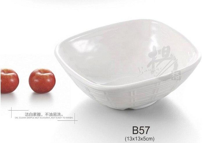 ୧ʕ ʔ୨Al por mayor 5 pulgadas comida japonesa plástico cuadrado ...