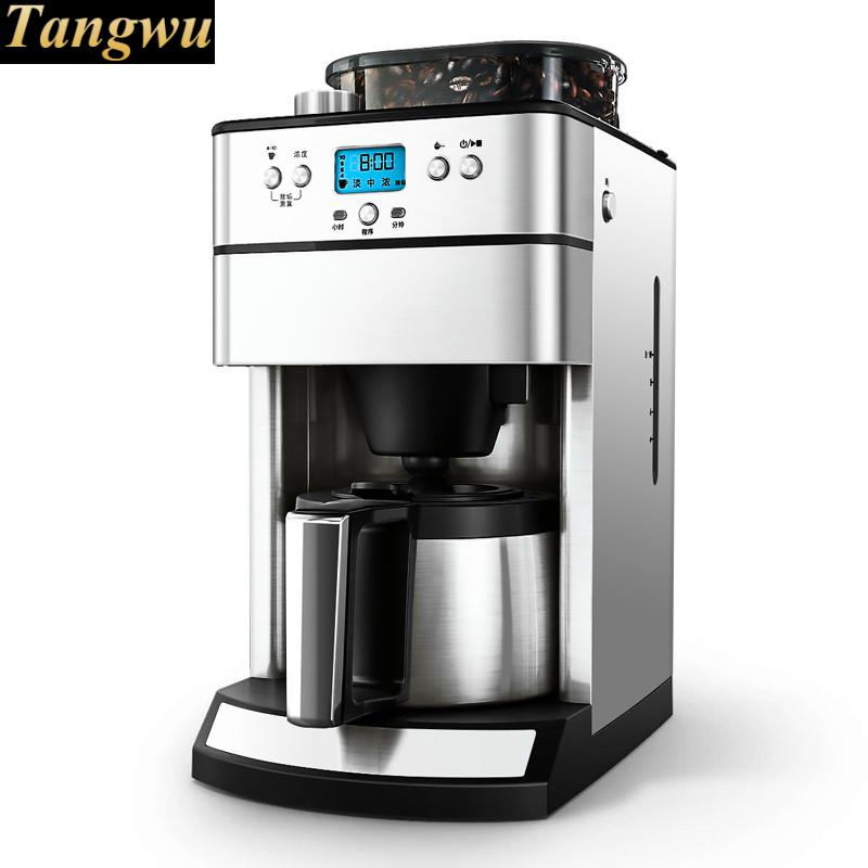 New High Quality Fully Automatic American Style Domestic Coffee Machine Is Now Used To Cook Commercial All In One Domestic Coffee Machines Coffee Machinecoffee Machine Fully Automatic Aliexpress