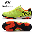 TIEBAO Top Quality Professional Children Kids Outdoor Sport Soccer Boots Men Training Sneakers Turf Soles Football Shoes