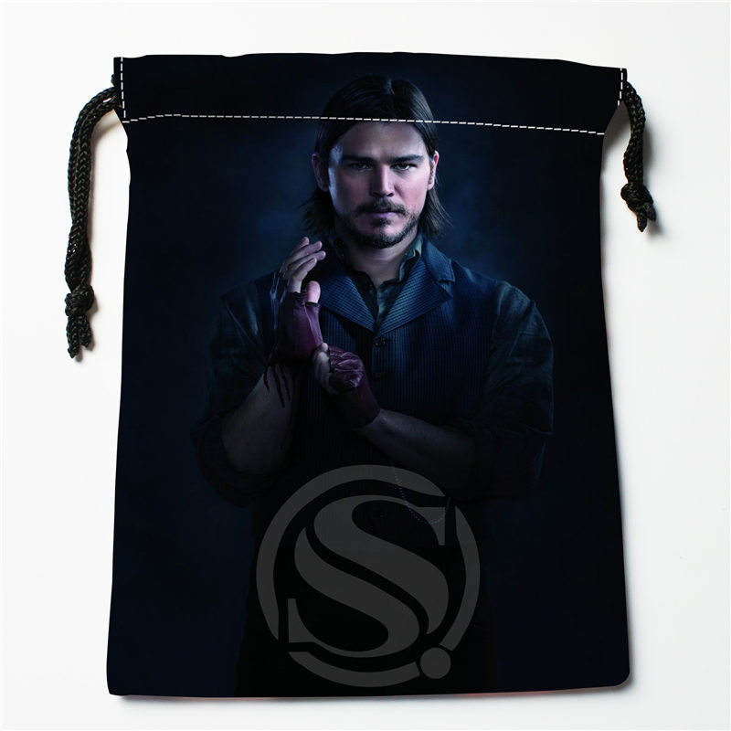 J&w77 New Penny Dreadful Season Custom Printed  Receive Bag Compression Type Drawstring Bags Size 18X22cm W725&a77DW