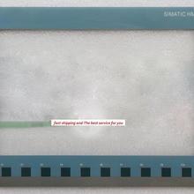 KTP1200 DP 6AV2123-2MA03-0AX0 HMI сенсорная стеклянная панель сенсорная панель