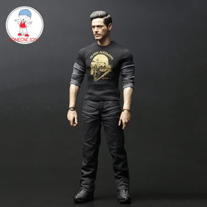Image 1 - 1/6 Iron Man Tony Casual Suit Clothes Shirt Pants Set For 12 inches Action Figures