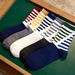 10 пар/лот в 2015 тенденции мужской Носки не равно мужчина хлопок Горячие Носки оптовая продажа