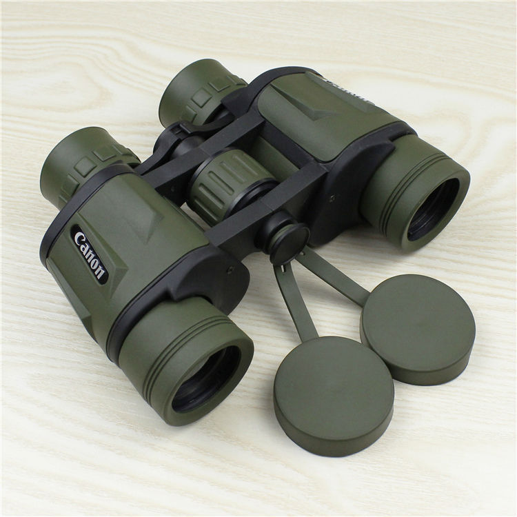 Free Shipping 2015 high quality 8x40 army green font b binoculars b font telescope Cheape price