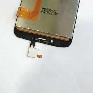 Image 4 - AICSRAD Digitizer แผงกระจกสำหรับ DEXP Ixion M255 Pulse จอแสดงผล LCD + Touch Screen assembly Replacement M 255 + เครื่องมือ + กาว