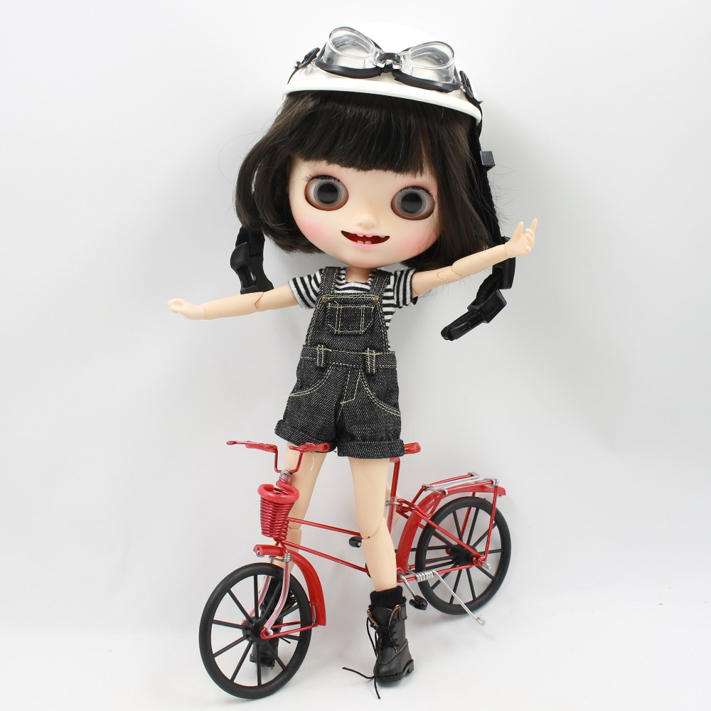 Neo Blythe Doll Helmet Goggles 2