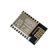 10 pièces/lot nouvelle version ESP 12E (remplacer ESP 12) ESP8266 Port série à distance WIFI module sans fil