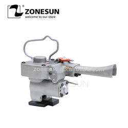 ZONESUN XQH-19 Pneumatica Manuale di Cotone Macchina Imballatrice