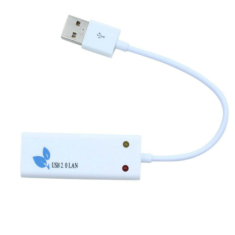 Great-Q USB 2.0 to RJ45 Lan Network Ethernet Adapter Card Asix AX8872B For Mac OS Android Tablet pc Laptop SmartTV 100Mbps