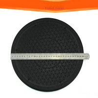 Quiet Solid Smooth HDPE Plastic Lazy Susan Turntable Bearing Clay Sculpture Pottery Swivel Plate 250MM Diameter