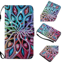Flip Wallet Diamond Leather Phone Soft Silicone Cover Shell Coque for Samsung Galaxy S5 S6 S7 Edge J3 J310 J5 J7 A3 A5 2016 Case