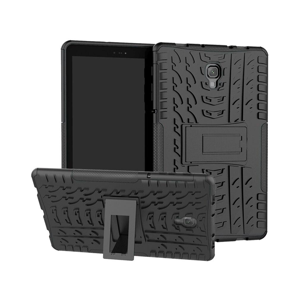 Rugged stand  2 in 1 Hybrid  case for Samsung Galaxy Tab A A2 10.5 inch 2018 SM T590 T595 T597 Heavy Duty Funda Tablet case