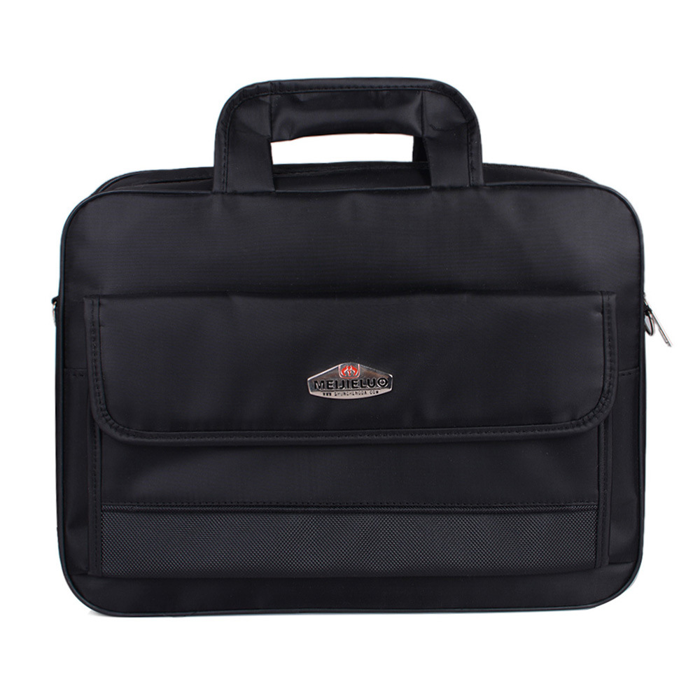 2019 Men Laptop Casual Briefcase Bag Handbag Mens Nylon Briefcase Men's Office Bags Business Computer Shoulder Bags