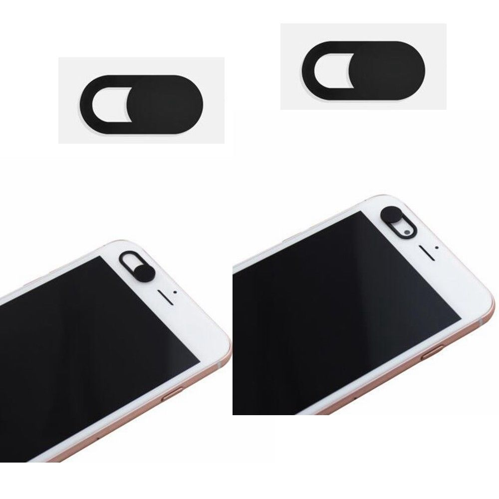 online store b4265 fd07e US $1.78 5% OFF|2017 High Quality WebCam Cover Shutter Magnet Slider  Plastic Camera Cover For Web Laptop iPad PC Mac Tablet Privacy-in Mobile  Phone ...
