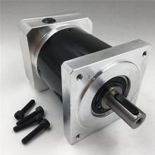 Wał wyjściowy 16mm Nema34 Planetarna Nastawiona Stosunku 10:1 L121mm Skrzynia Biegów Reduktor CNC