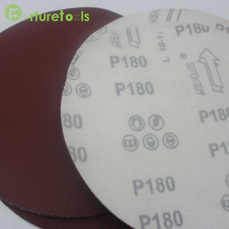 100pcs disques de ponçage abralon avec support de crochet pour le - Outils abrasifs - Photo 2