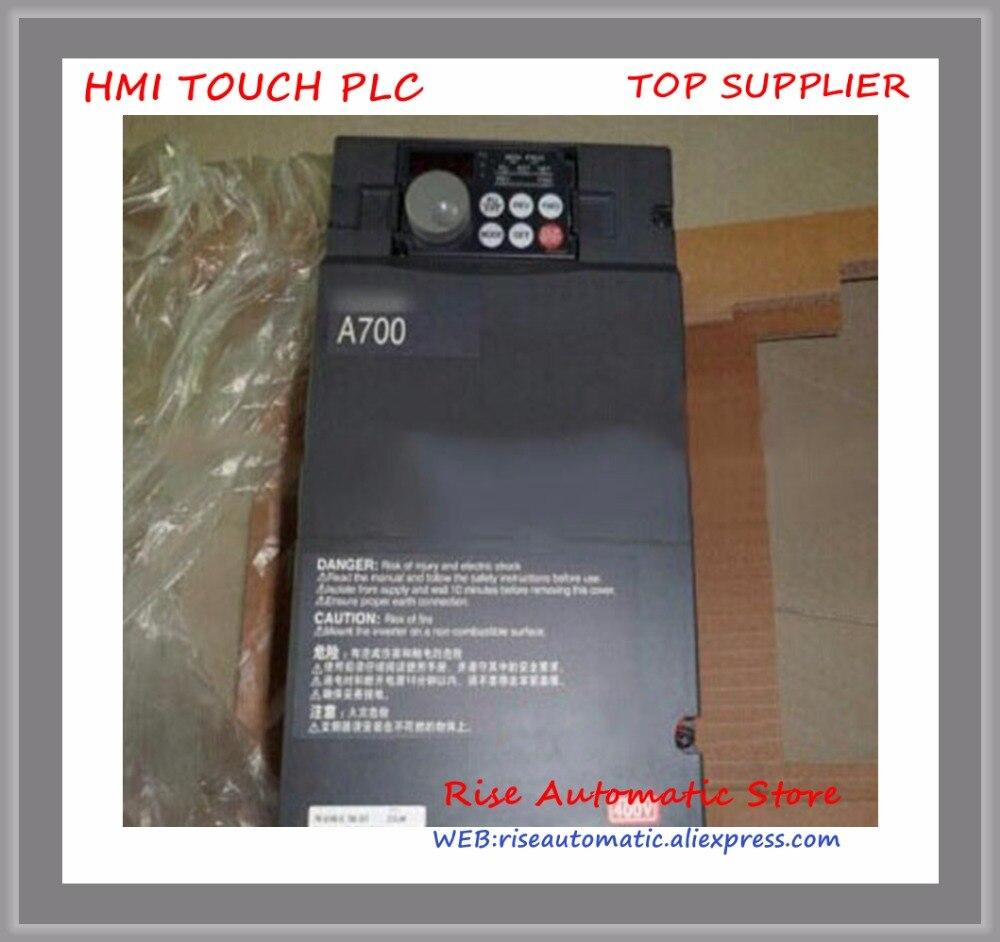Onduleur FR-A740-0.75K-CHT 3 phase 380 V 750 W 0.75KW 2.5A nouveauOnduleur FR-A740-0.75K-CHT 3 phase 380 V 750 W 0.75KW 2.5A nouveau