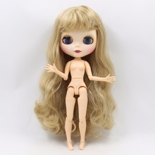 Factory Neo Blythe Doll Christmas Blonde Jointed Body Premium 11 Red Combo Blythe Options Free Gifts