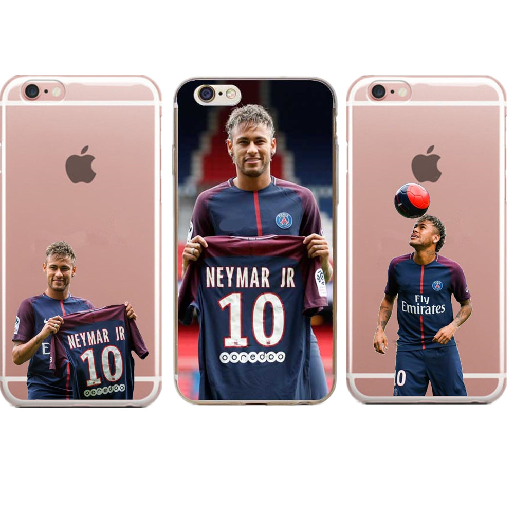 buy paris saint germain psg cover for iphone 5 5s se 6 6s 7 7 plus brazil star. Black Bedroom Furniture Sets. Home Design Ideas