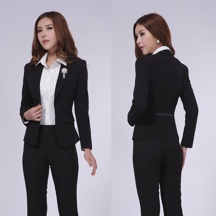 Womens Formal Suits Dress Yy