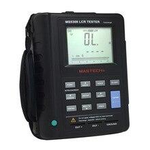 Best price MASTECH MS5308 Handheld Auto Range LCR Meter tester DMM 100Khz D/Q/ESR DCR