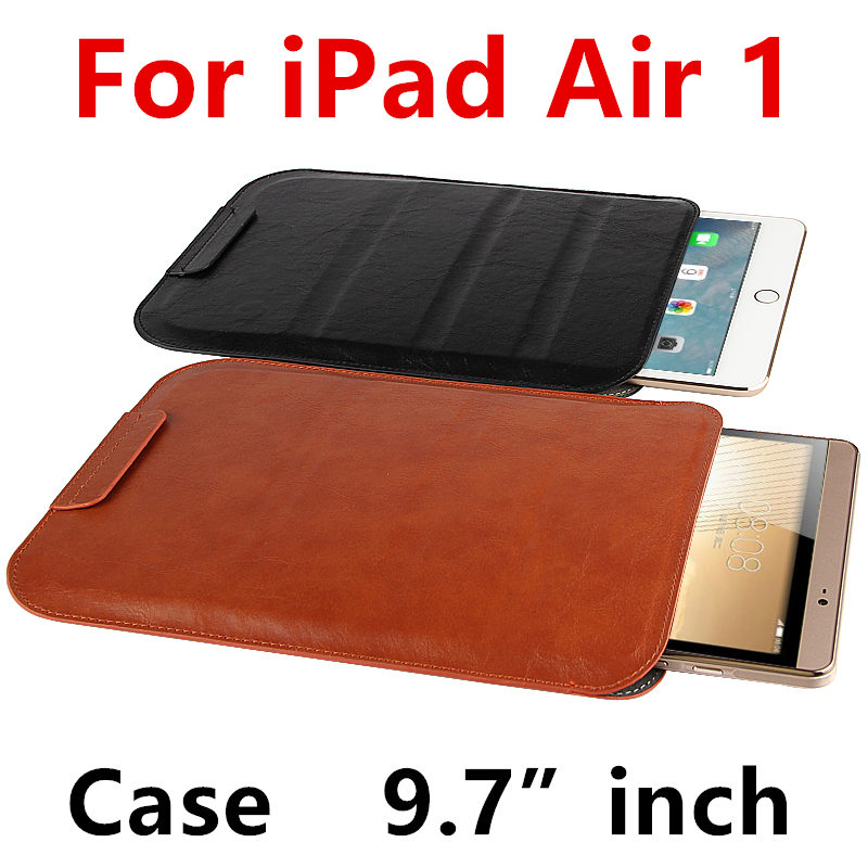 Case For iPad Air Protective Smart cover Protector Leather Sleeve For Apple Air 1 PU 9.7 inch For iPad 5 Tablet Cases Covers case cover for apple ipad air 2 ipad 6 cartoon big mounth bear pu leather flip smart stand case for ipad a1566 a1567 protector
