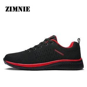ZIMNIE Men Running Shoes Sneak